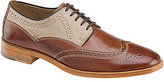 J & M Est. 1850 Men's Graham Wingtip Oxfords