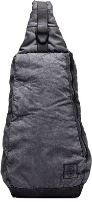 Stone Island Large Wrinkled Backpack