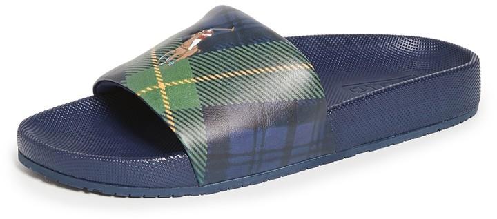 Mens Polo Slides | Shop the world's