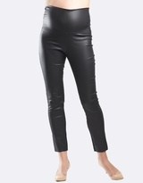 Soon Coated Skinny Maternity Pants