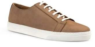 Bacco Bucci Auburn Leather Low Top Sneaker