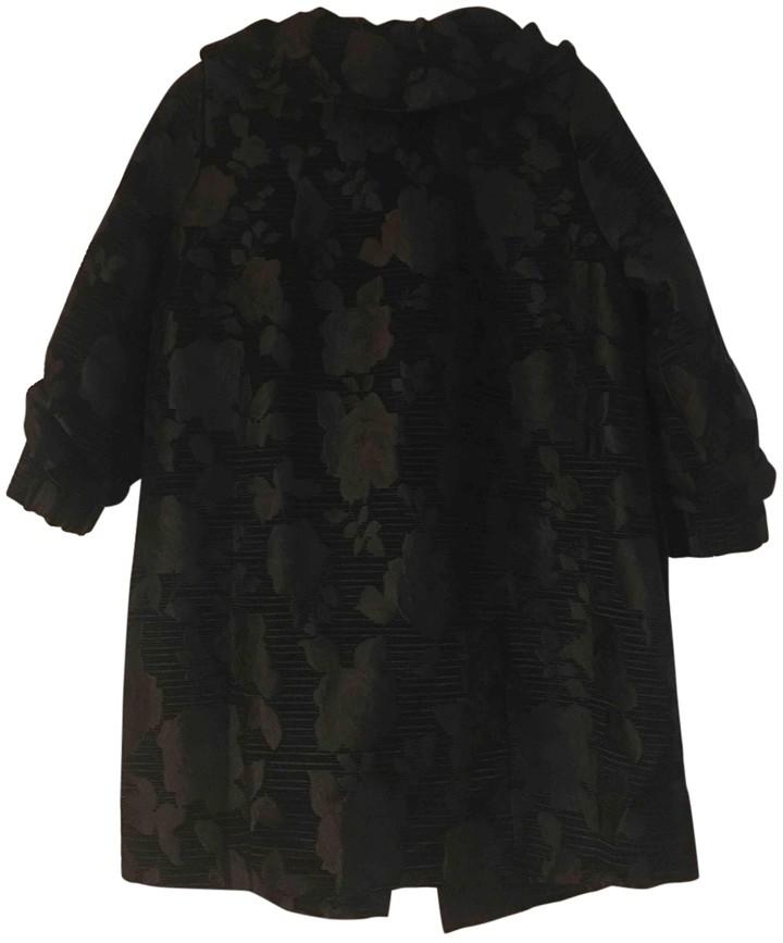 Darling Black Coat for Women