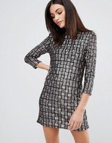 Goldie Alexa Sequin Shift Dress