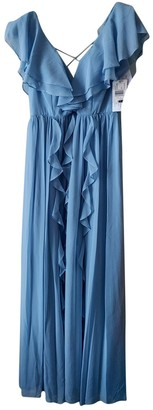 Aidan Mattox Blue Dress for Women