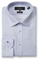Jeff Banks Black Label Branson Check Slim Fit