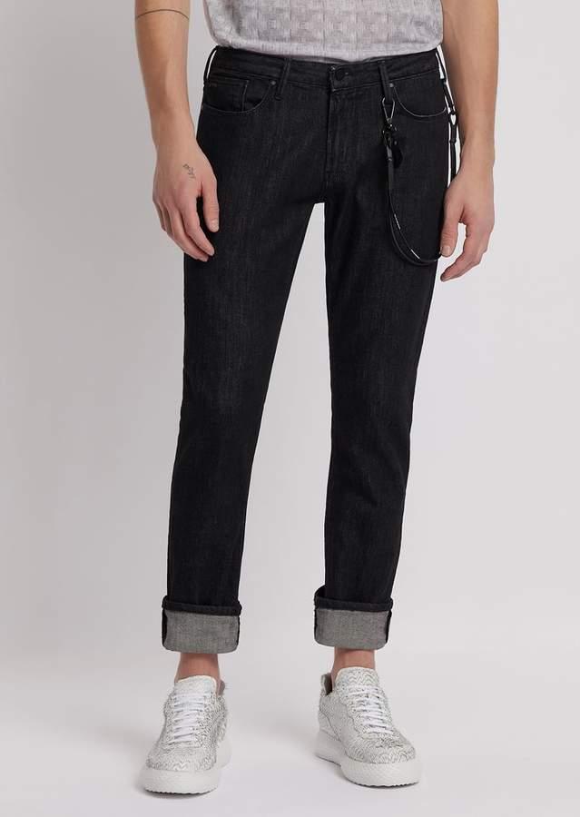 c8c013df5e42 Black Hand Denim Jeans Mens - ShopStyle