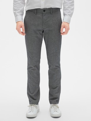 Gap Brushed Twill Pants in Skinny Fit with GapFlex