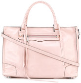 Rebecca Minkoff 'Regan' satchel - women - Leather/Polyester - One Size