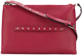 RED Valentino star detail shoulder bag - women - Leather - One Size