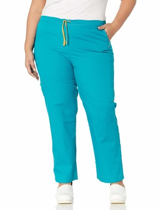 Carhartt Size Rockwall Women's Plus Cargo Scrub Pant