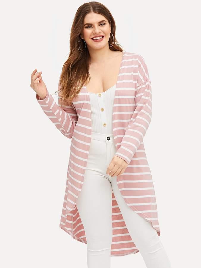 5922c2fd84 Plus Size Sweater Coat - ShopStyle