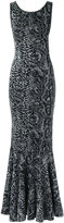 Cecilia Prado knit gown - women - Spandex/Elastane/Viscose - P
