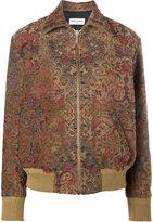 Saint Laurent Marrakech teddy jacket - women - Viscose/Polyester/Wool/Silk - 36