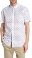Topman Men's Arrow Print Shirt