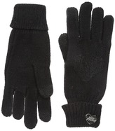 Betsey Johnson Open Your Heart One Touch Gloves