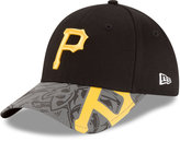 New Era Kids' Pittsburgh Pirates Reflect Fuse 9FORTY Cap