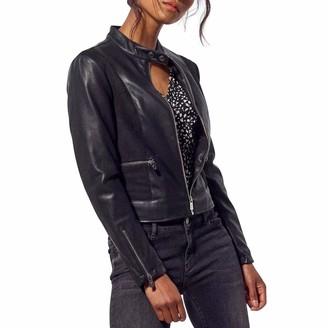 Kaporal Women's Livy Faux Leather Jacket