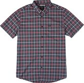 RVCA Men's That'll Do Plaid Short Sleeve Shirt