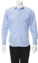 Michael Bastian Striped Button-Up Shirt