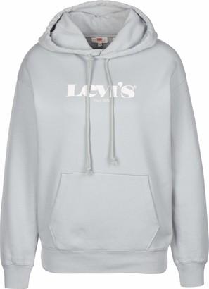 Levi's Women's Graphic Standard Hooded Sweatshirt