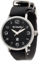 Columbia Fieldmaster Femme Analog Watch - Silicone Strap (For Women)