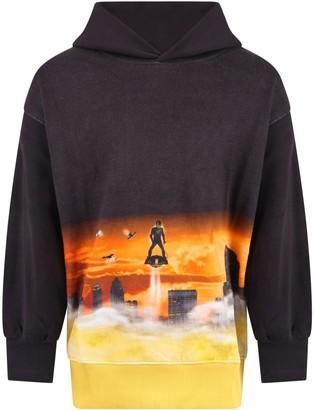 Molo Multicolor mozzy Sweatshirt For Boy