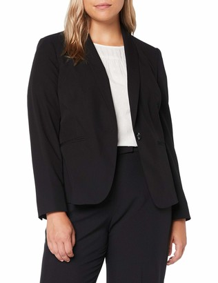 Simply Be Women's Ladies Short Blazer Suit Jacket