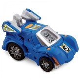 Vtech Blue Switch & Go Horns the Triceratops