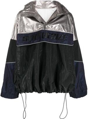 Juun.J Metallic-Tone Sport Jacket