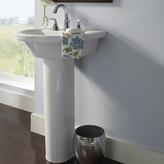 American Standard Tropic Petite Pedestal Bathroom Sink Set