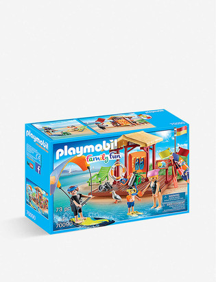 Playmobil Family Fun 70090 Water Sports Lesson set