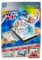 Crayola ; Color Alive 2.0 - Frozen