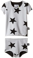 Nununu Star Shirtini Set (Toddler/Little Kids)