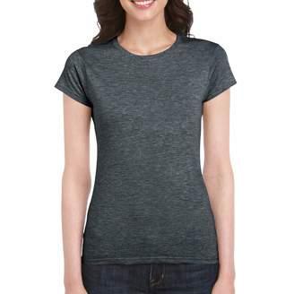 Gildan Women's Fitted Cotton T-Shirt 2-Pack