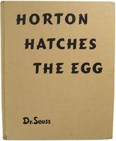 One Kings Lane Vintage Horton Hatches the Egg