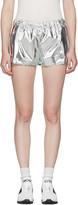 Moncler Gamme Rouge Silver Karakoum Shorts