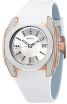 Breil Milano Women's BW0519 Lady Aquamarine Analog Silver Dial Watch