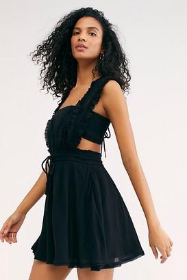 The Endless Summer Fuego Mini Dress