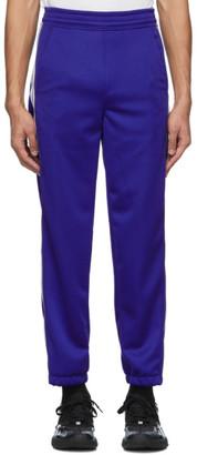 Neil Barrett Blue Suiting Lounge Pants