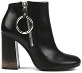 McQ by Alexander McQueen Women's Harness Boot Black