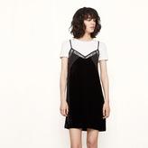 Maje Short lingerie-style dress