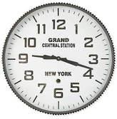 Madison Park Warwick Metal Clock