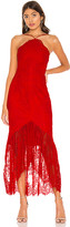 NBD X By X by Mulan Midi Dress