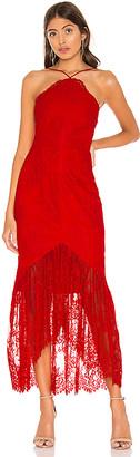 NBD X by Mulan Midi Dress