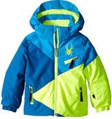 Spyder Mini Ambush Jacket (Toddler/Little Kids/Big Kids)