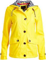 Weatherproof Sunflower Hooded Raincoat