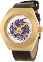 Android Men's AD651BGPU Tattooed Dragon Automatic Skeletonized Watch