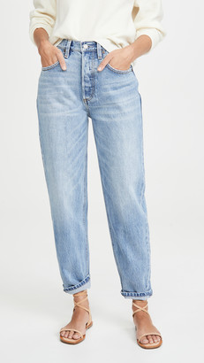 Boyish The Toby Relaxed & Tapered Jeans