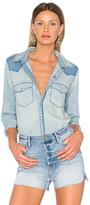 NSF Lesli Shirt in Blue
