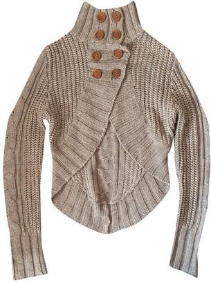 Gestuz Grey Wool Knitwear